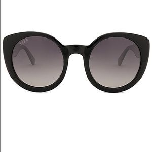 DIFF Eyewear Polarized Luna Glasses